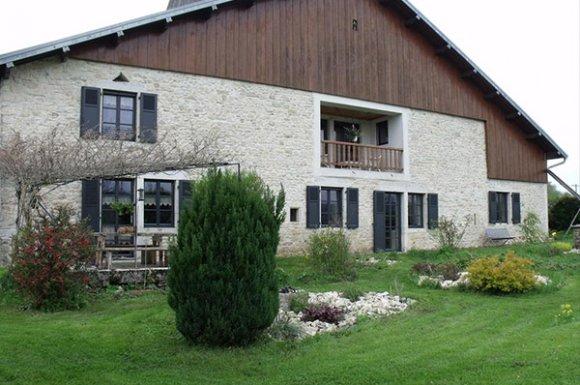Maison d'hôtes pour passer un week-end romantique en couple à Chevigney-lès-Vercel