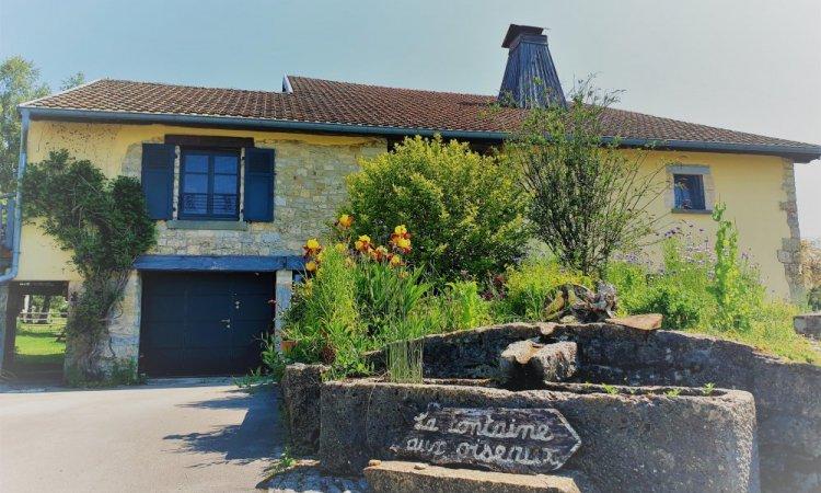 la fontaine aux oiseaux chambre d'hôte évasion et ressourcement près de Besançon